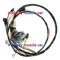 Engine Wiring Harness With Hei 70 Chevy Nova Ss 307 350 396 427