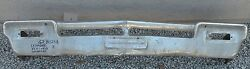 X Buick Lesabre Electra 225 New Triple Plated Chrome Front Bumper 1962 62 Oem