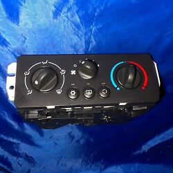 2006-2007 Saturn ION Manual Climate Control AC Switch