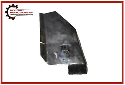 Body Mount Front Driver Lh Jeep Wrangler Tj 97-06 Tub Rust Repair Panel Patch