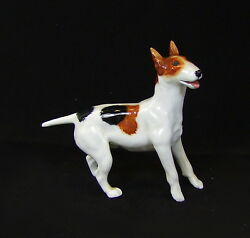 Royal Doulton Bull Terrier Standing - Style 2 - HN2511 - Made in England.
