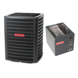 5 Ton 14 Seer Goodman Air Conditioner Condenser and Coil
