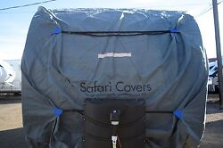 New Safari Motorhome Travel Trailer Cover For Rv Travel Camper 22and039 - 24and039 Ft