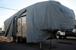 New Safari Class A Motorhome Cover For Rv Camper 33and039 -37and039ft