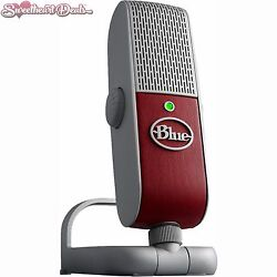 Blue Raspberry Studio Bundle Mobile USB Condenser Microphone Recording Software