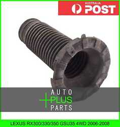Fits Lexus Rx300/330/350 Gsu35 4wd - Front Shock Absorber Strut Cover Boot