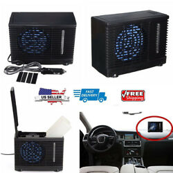 Evaporative 12V Portable Home Car Cooler Cooling Fan Water Ice Air Conditioner
