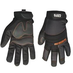 New Klein Tools 40211 Cold Weather Pro Gloves, M
