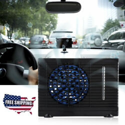 Portable Air Conditioner Car Home Alternative 12V Plug Vehicle Cooling Fan