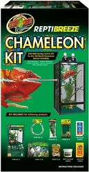 ZOO MED REPTI-BREEZE OLD WORLD CHAMELEON STARTER KIT HABITAT