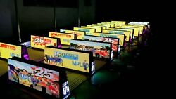 Ul. Led Taxi 3g/ Wi-fi P5mm 37 Inch X 12 Inch Double Sidetaxi Roof Ads-usa