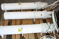 Process Technology Tih18-13wvsok-x360-01 In Line Chemical Heater 3kw / 208v Tih