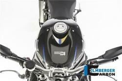 Ilmberger Gloss Carbon Fibre Front Fuel Tank Panel Air Box Cover Bmw S1000r 2017