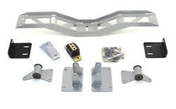 1973-87 Gm Chevy 2wd Truck Ls Engine Swap - Mount Crossmember Kit - Musclerods