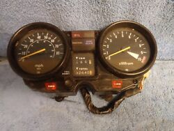 Gauge Assembly Complete 1982 Cb650 Honda Nighthawk Used