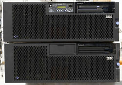 9116-561 Ibm Pseries P5 16way 1.5 Ghz Server W/ Apv- Rail Kit And Bezel Included