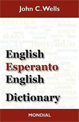 English-Esperanto-English Dictionary (2010 Edition) (Hardback or Cased Book)