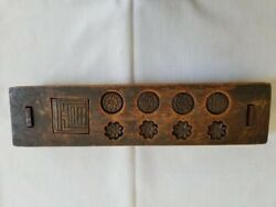 Yi Dynasty Cookie Press. Excellent Condition
