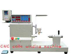 Computer Fully Automatic Coils Winder Winding Machine With Large Baseboard Good
