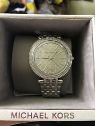 Fossil And Michael Kors Watches $200.00