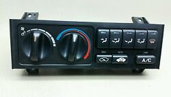 1990 1991 1992 1993 Honda Accord AC Heater Climate Control Unit Fan Temp OEM