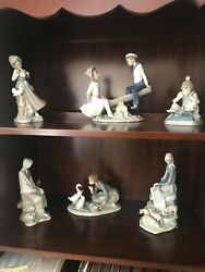 Lladro Collection- 16 Pieces- Great Condition