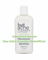 Butt Acne Clearing Lotion - 4 Oz. Sold And Shipped Direct From Manufacturer