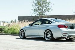 19 Avant Garde M621 Brushed Liquid Silver Wheels For Audi A7 S7
