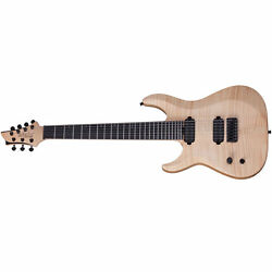Schecter Keith Merrow KM-7 MK-II Natural Pearl NATP LH NEW + Gig Bag Left Handed