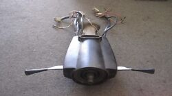 Porsche 911 / 912 Steering Column Assembly With Both Switches And Covers German
