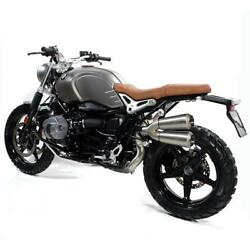 Unit Garage Double High Level Exhaust Pipe For Bmw R Nine T