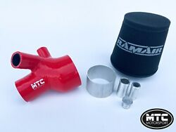 Mtc Motorsport Peugeot Rcz Thp 156 And 207 Gti Gt 1.6t Induction Kit Red