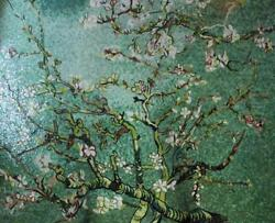 Mosaic Tile Art - Green Tree Mosaic Designs Flowers And Trees Mosaic Tile