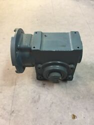 Dodge Tigear Size 35 Right Angle Gear Drive 151 Ratio Speed Reducer