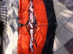 Naish Cult, 2010, 12m Kitesurfing Kite  Bar And Lines. Great For A Beginner