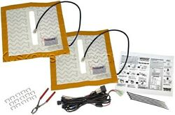 Dorman 628-040 Universal Heated Seat Element Pad Kit Heater Power Warmer