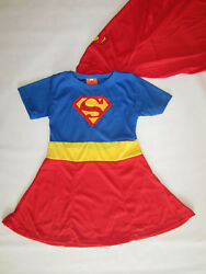 **NEW** SUPER GIRL Kids Costumes COSPLAY Costumes Sizes 2 10 Post from MELBOURNE
