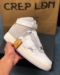 A-COLD-WALL X Nike Air Force 1 High Size 8 8.5 9 9.5 10 11 12 LONDON EXCLUSIVE