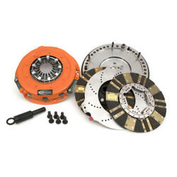 Centerforce Clutch and Flywheel Kit 04753000; DYAD Cast Iron