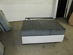 Surface Plate Layout Table 59 X 39 1/2 On Stand 27-3/4 Tall 2329 Lr
