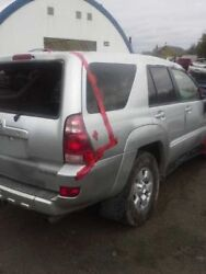 Windshield Wiper Motor Cold Climate Package Fits 03-09 4 RUNNER 2474331