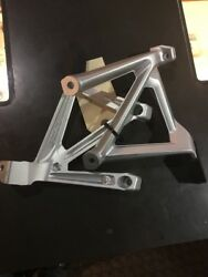 Rear Footrest Holders for a BMW R1200GS (liquid cooled) (consignment)