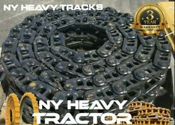 Track 44 Link As Chain X2 For Case 9010 Excavator Rail