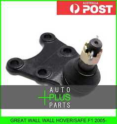 Fits GREAT WALL WALL HOVER/SAFE F1 2005- - Ball Joint Front Lower Arm