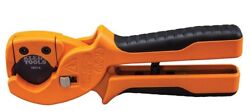 New Klein Tools -88912- Pvc And Multilayer Tubing Cutter, 3/4 Sch 40 Pvc And 1 Od