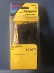 Trailer Connector Kit-wiring T-connectors Fits 97-01 Toyota Camry 30102