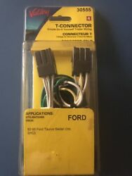 Trailer Connector Kit-wiring T-connectors Fits 92-95 Ford Taurus Sedan 30555