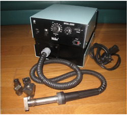 Weller WHA2000 Hot Air Station with HoT AIR NoZZLE
