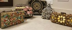 authentic mary frances lot $850.00