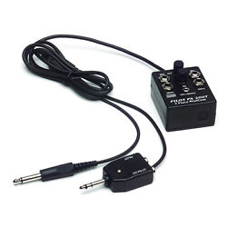 Easy To Use Pilotusa Pa-200t 2 Place Portable Intercom For Your Aircraft